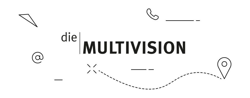 Multivision-Trenner-Kontakt